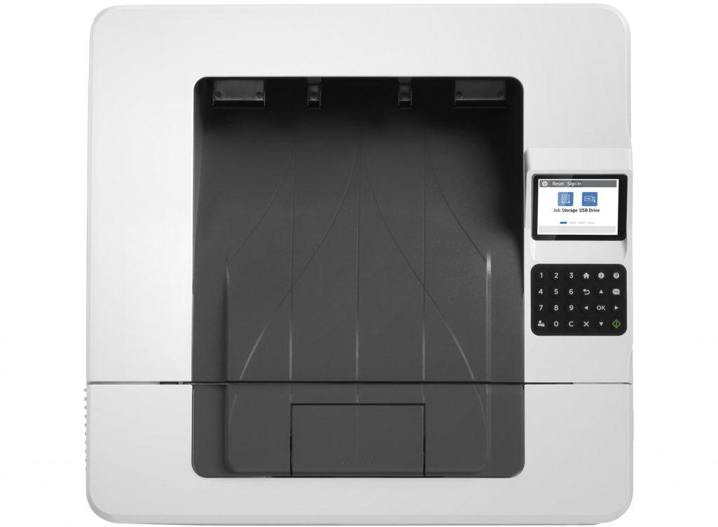 Impresora HP LaserJet Enterprise M406dn pequeña y compacta