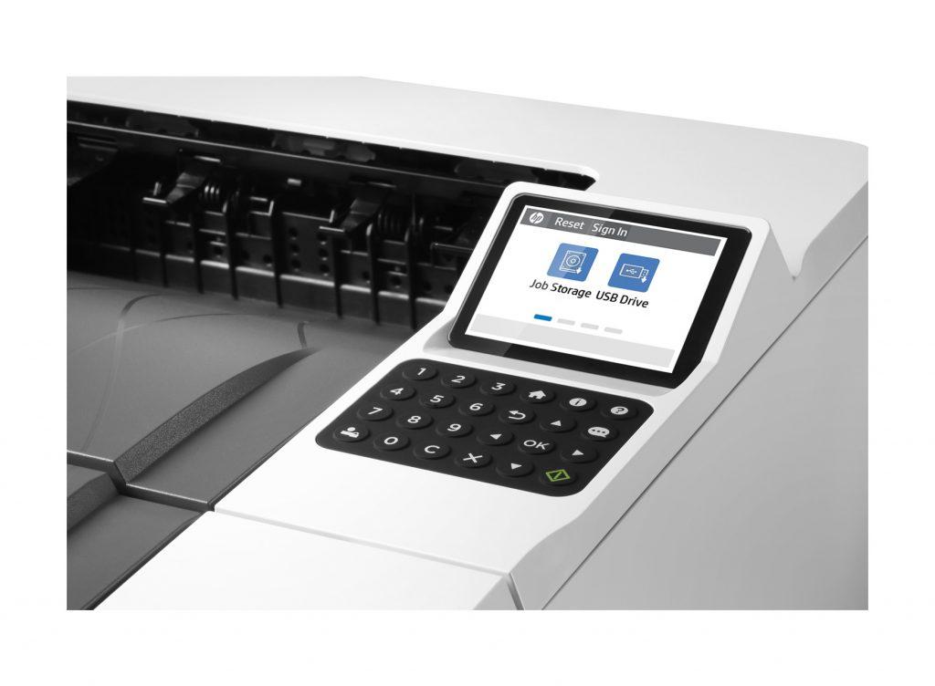 Impresora con toner HP LaserJet Enterprise M406dn