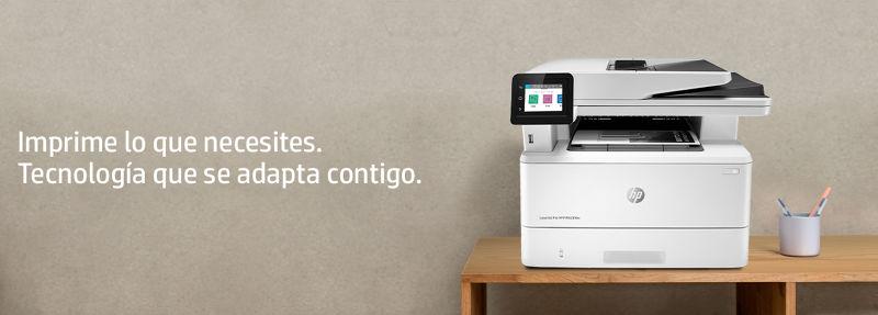 impresora HP LaserJet Pro M428fdn multifuncion monocromo