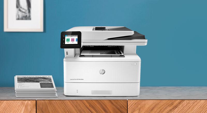 impresora HP LaserJet Pro M428fdn opinión
