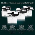 HP LaserJet Enterprise M528dn M528z M528c M528f
