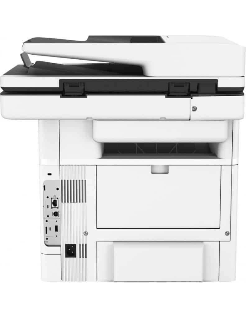 HP LaserJet Enterprise M528dn ethernet