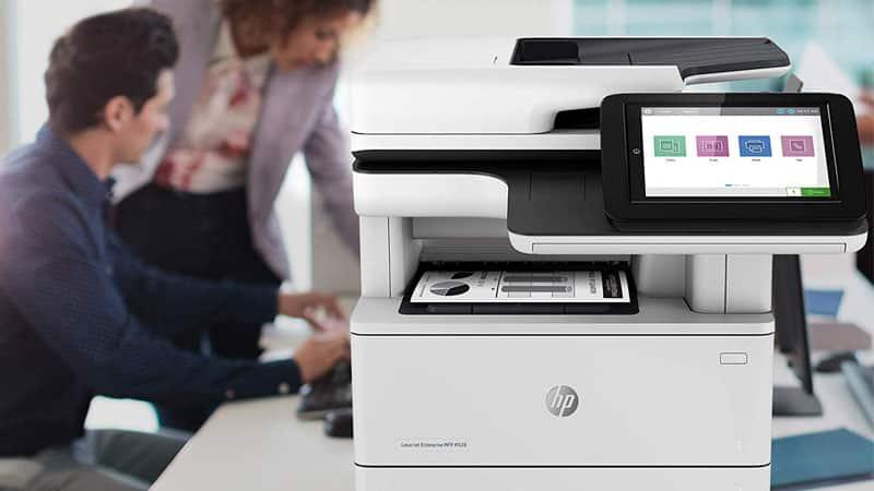 HP LaserJet Enterprise M528dn opinión
