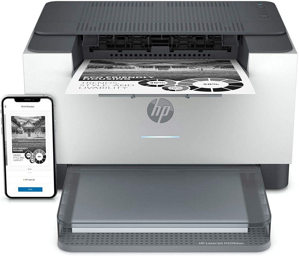 M209dwe impresora hp wifi