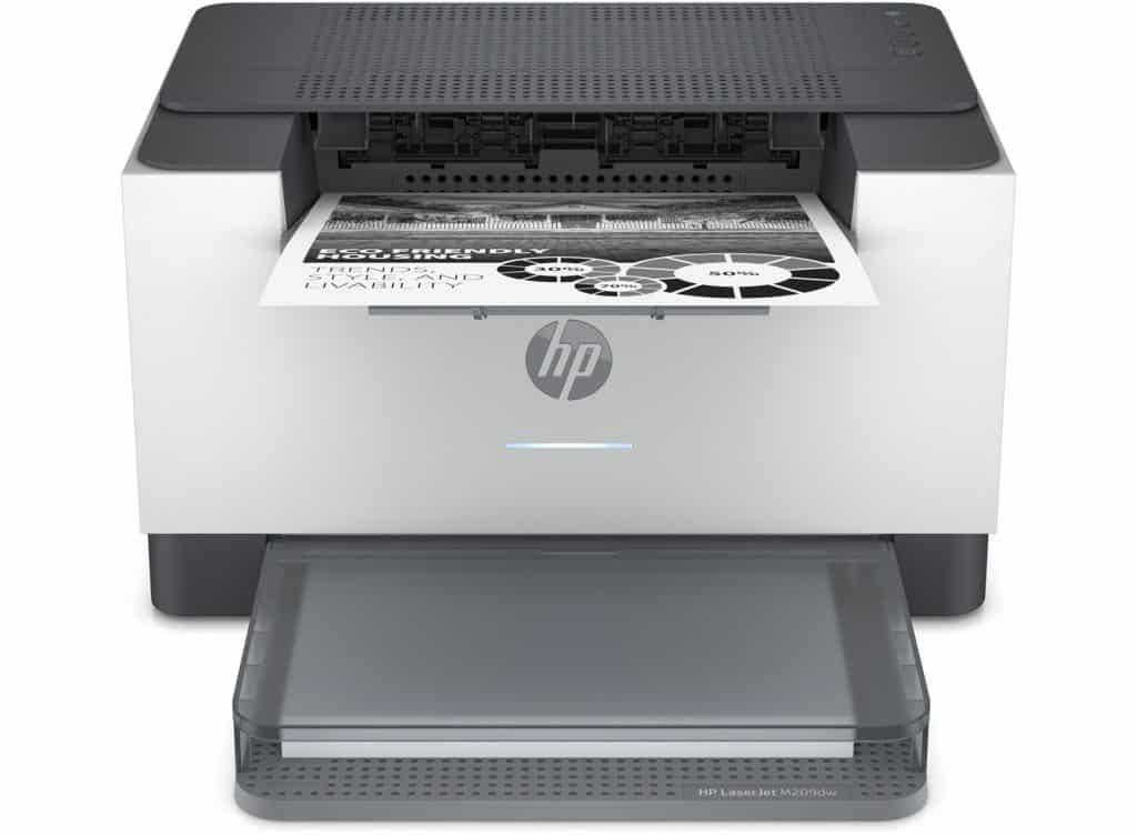 impresora HP LaserJet M209dw monocromo de alta velocidad