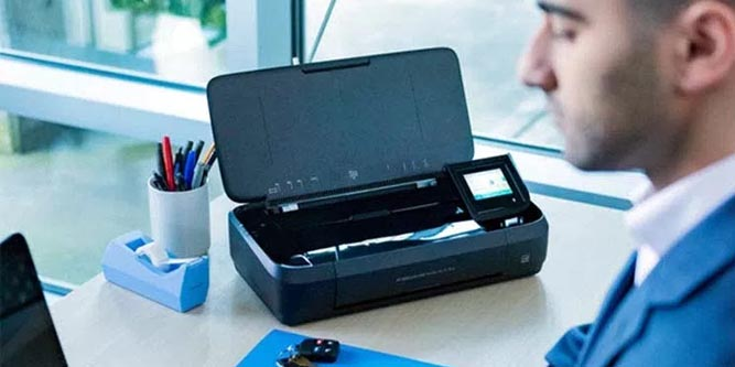 HP OfficeJet 250 analisis