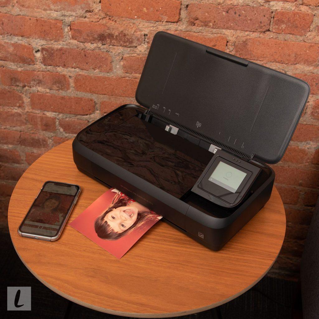 HP OfficeJet 250 ideal para fotos
