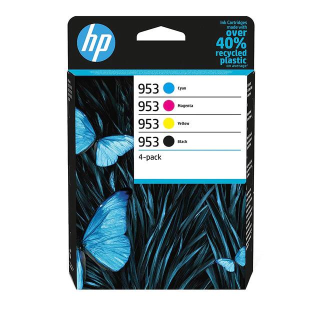 HP OfficeJet Pro 7730 cartuchos HP 953