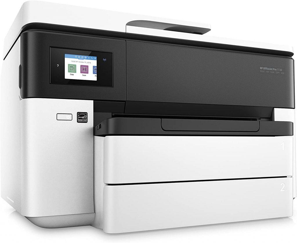HP OfficeJet Pro 7730 impresora A3 de gran formato