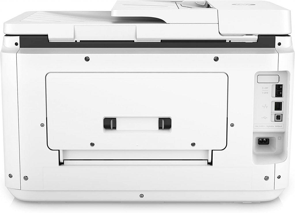 HP OfficeJet Pro 7730 usb ethernet wifi