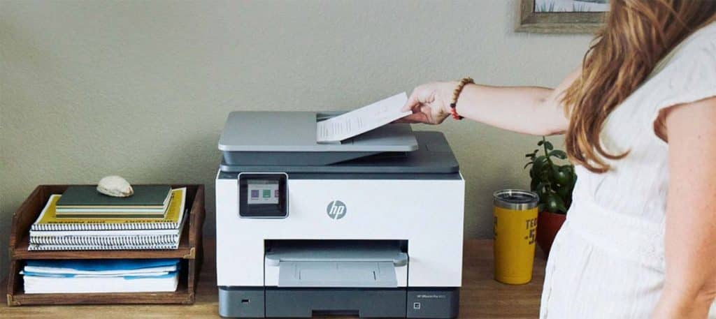 HP OfficeJet Pro 9025 análisis