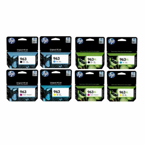HP OfficeJet Pro 9025 cartuchos HP 963 y HP 963XL