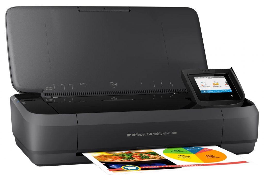 Impresora portatil HP OfficeJet 250