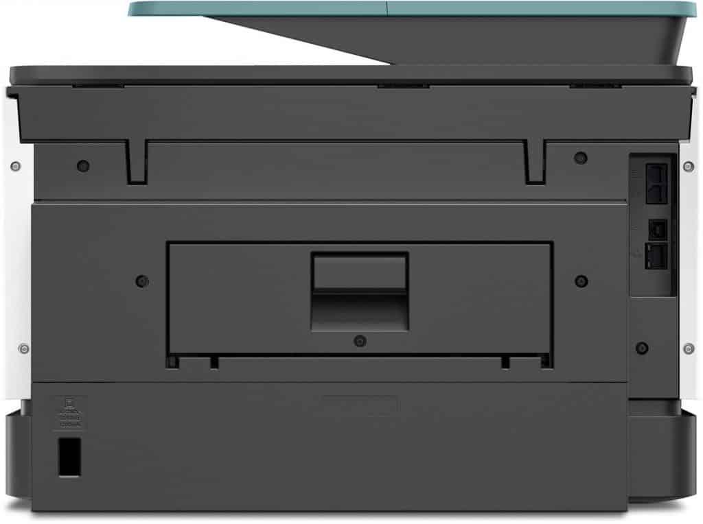 OfficeJet Pro 9025 duplex