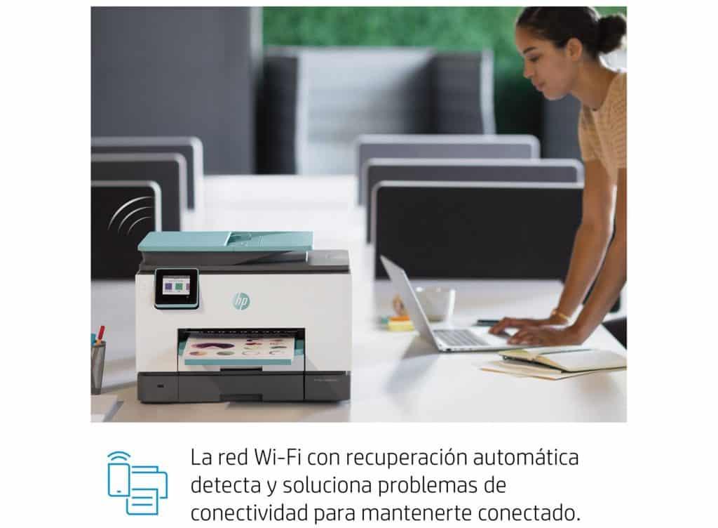 Impresora de cartuchos HP OfficeJet Pro 9025