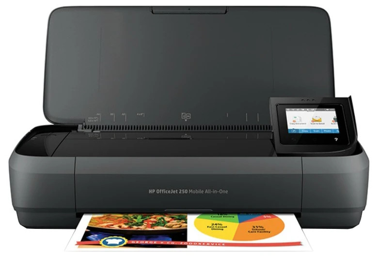 impresora multifuncion HP OfficeJet 250
