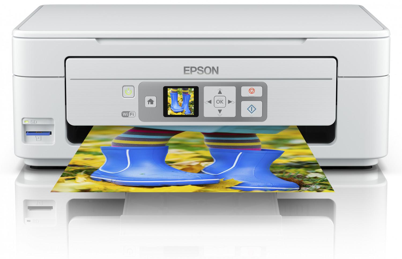 Impresora epson expression home xp-355