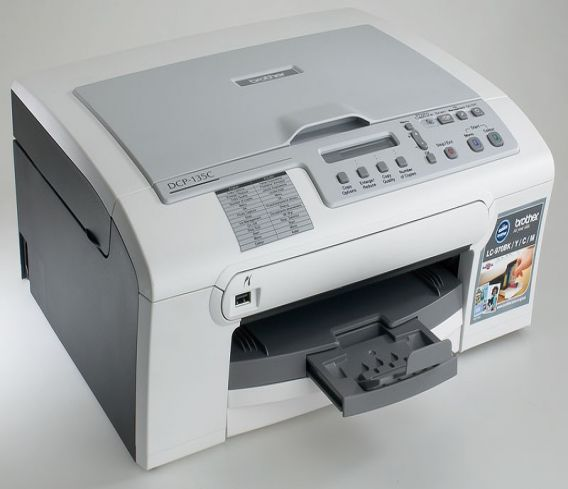 Impresora Brother DCP-135C