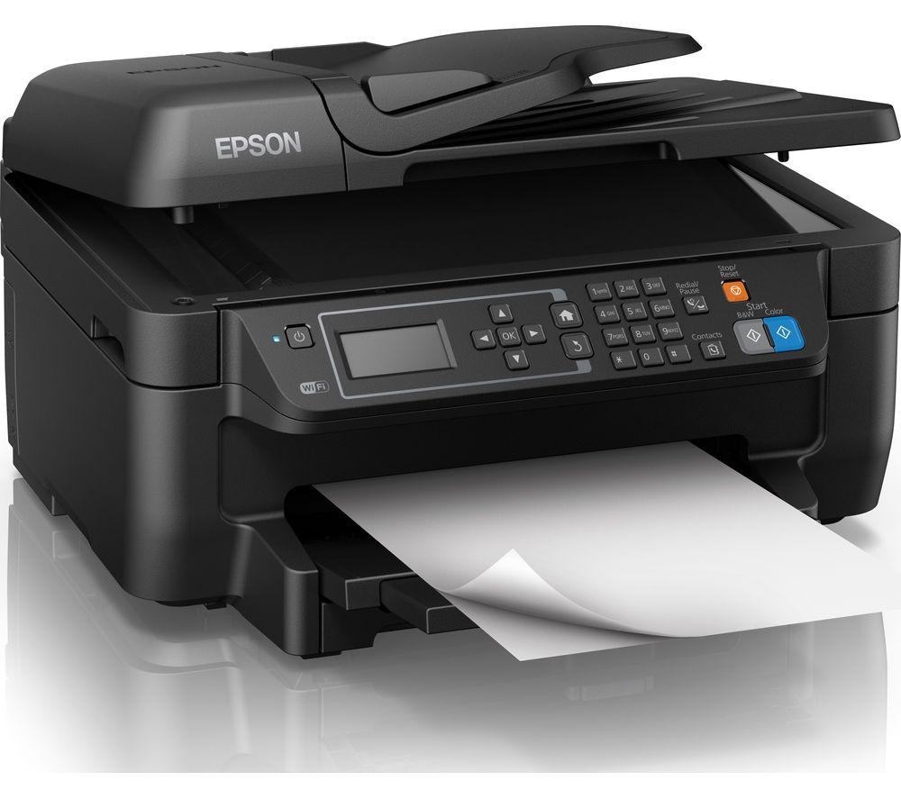 cartuchos de tinta Epson 16xl par impresora WorkForce WF-2510WF