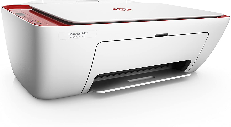 HP Deskjet 2633 impresora de inyeccion terminca
