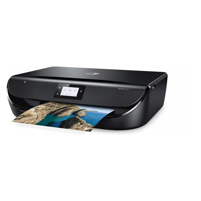 Impresora HP Envy 5030 y sus cartuchos de tinta