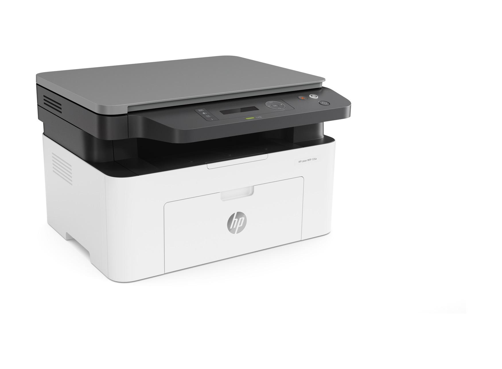 Impresora multifunción HP Laser 135w