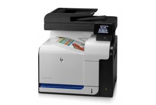 HP Laserjet Enterprise 500 Color MFP M 570