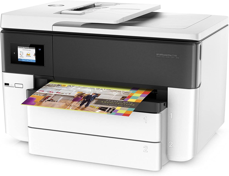 HP Officejet Pro 7740 cartuchos