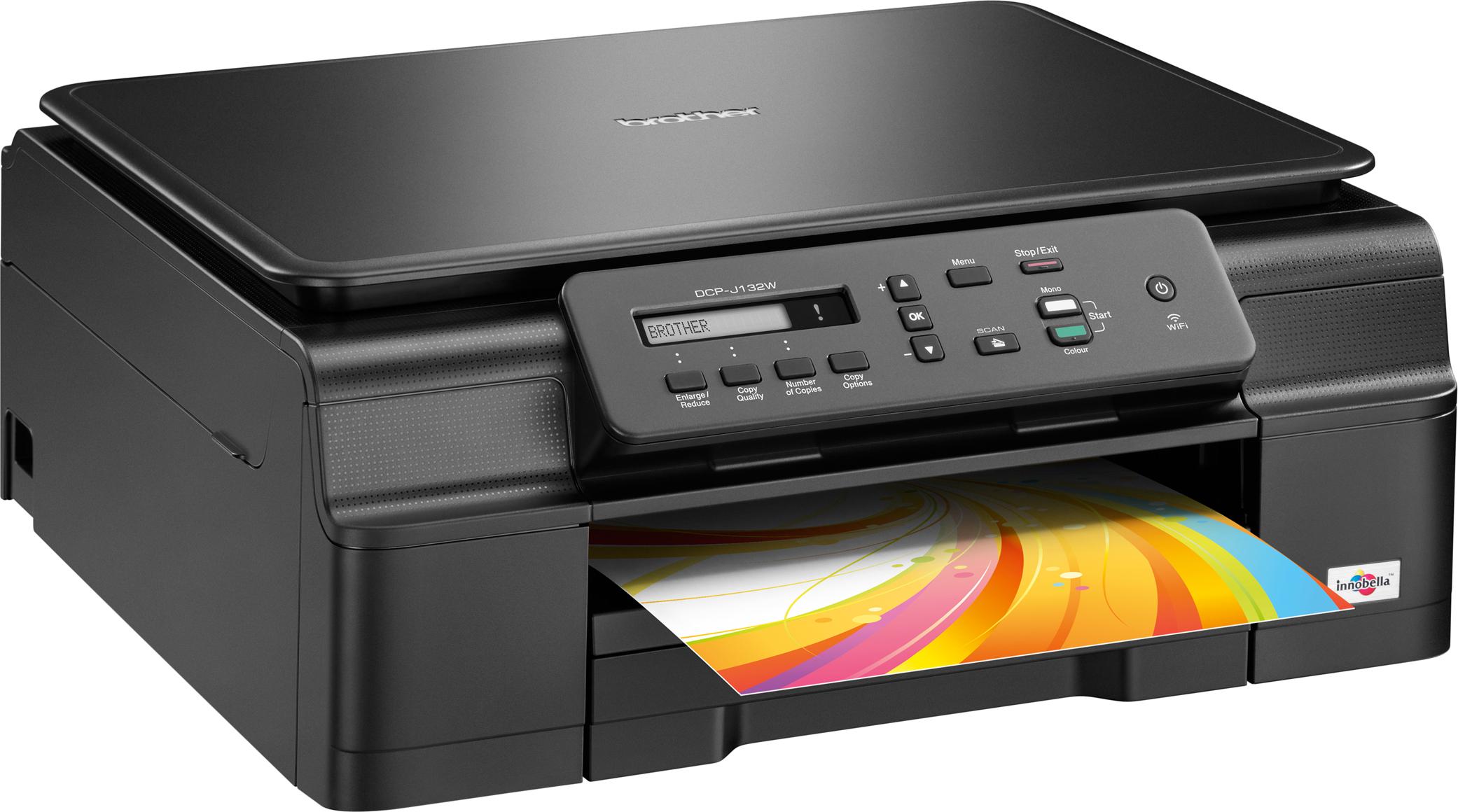 Impresora Brother DCP-J152W