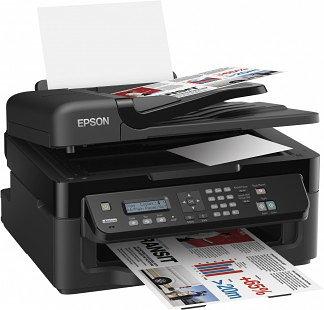 Cartuchos de tinta compatibles para Impresora Epson WorkForce WF-2520NF