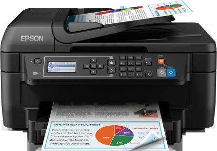 Cartuchos de tinta compatibles para Impresora Epson WorkForce WF2750DWF