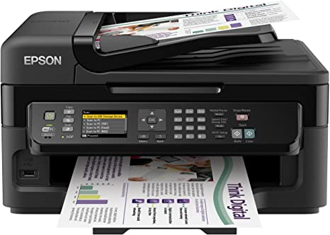 impresora Epson Workforce WF-2540 WF