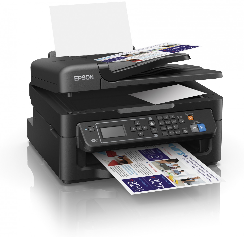 Impresora Epson Workforce WF-2650DWF