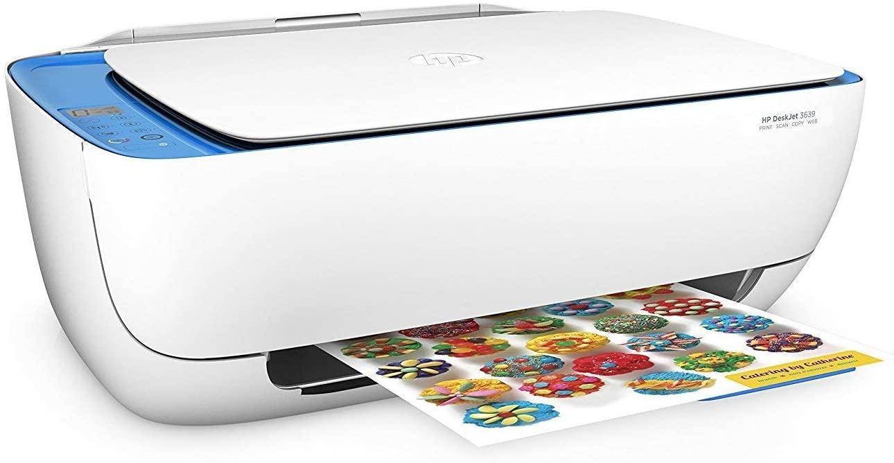 impresoras HP Deskjet 3639 All-In-One
