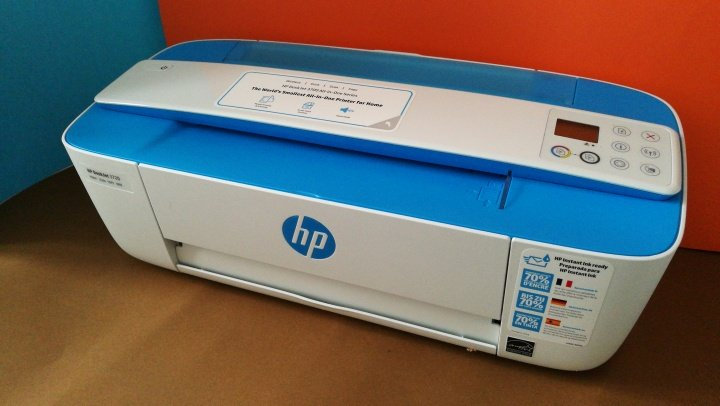 Impresora HP Deskjet 3720 All-in-One