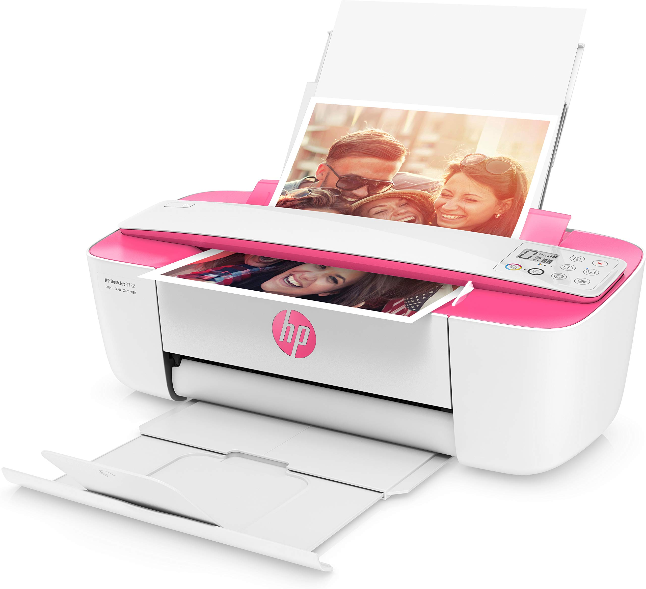 Impresora HP Deskjet 3722 All-in-One