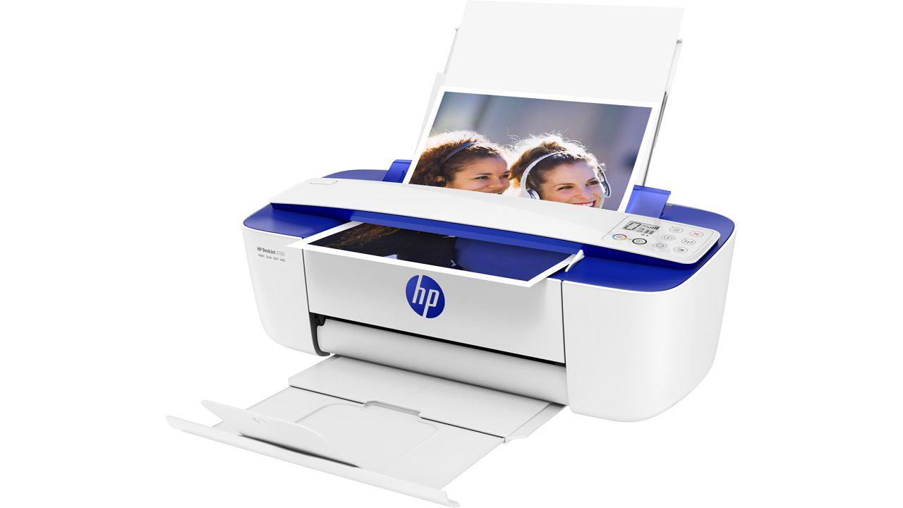 Impresora HP Deskjet 3760 All-in-One