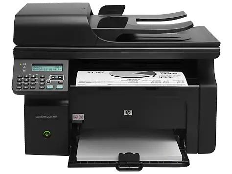 Impresora HP LaserJet M1212NFMFP y sus toner compatibles