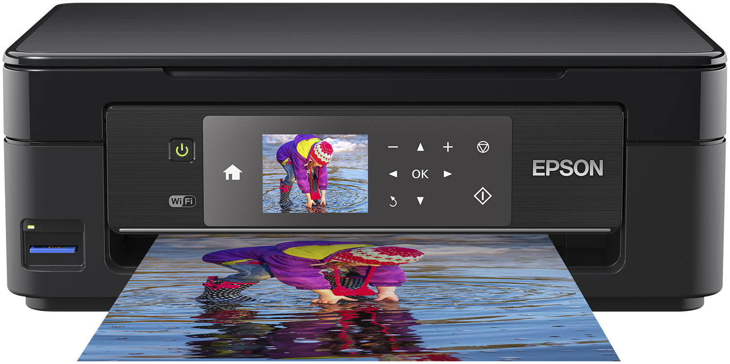 Impresoras Epson Expression Home XP-455
