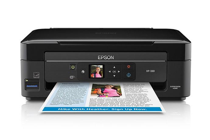 Impresoras multifuncion Epson Expression Home XP 330