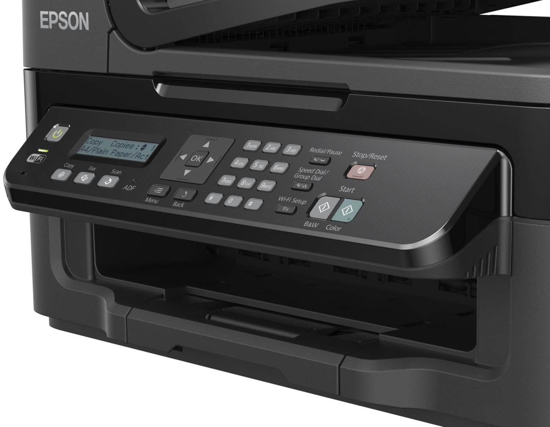 Impresora Epson WorkForce WF-2530wf