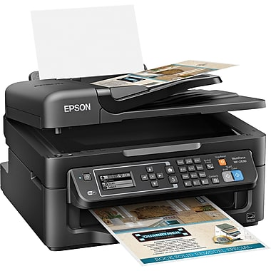 impresora multifuncion Epson Workforce WF-2631