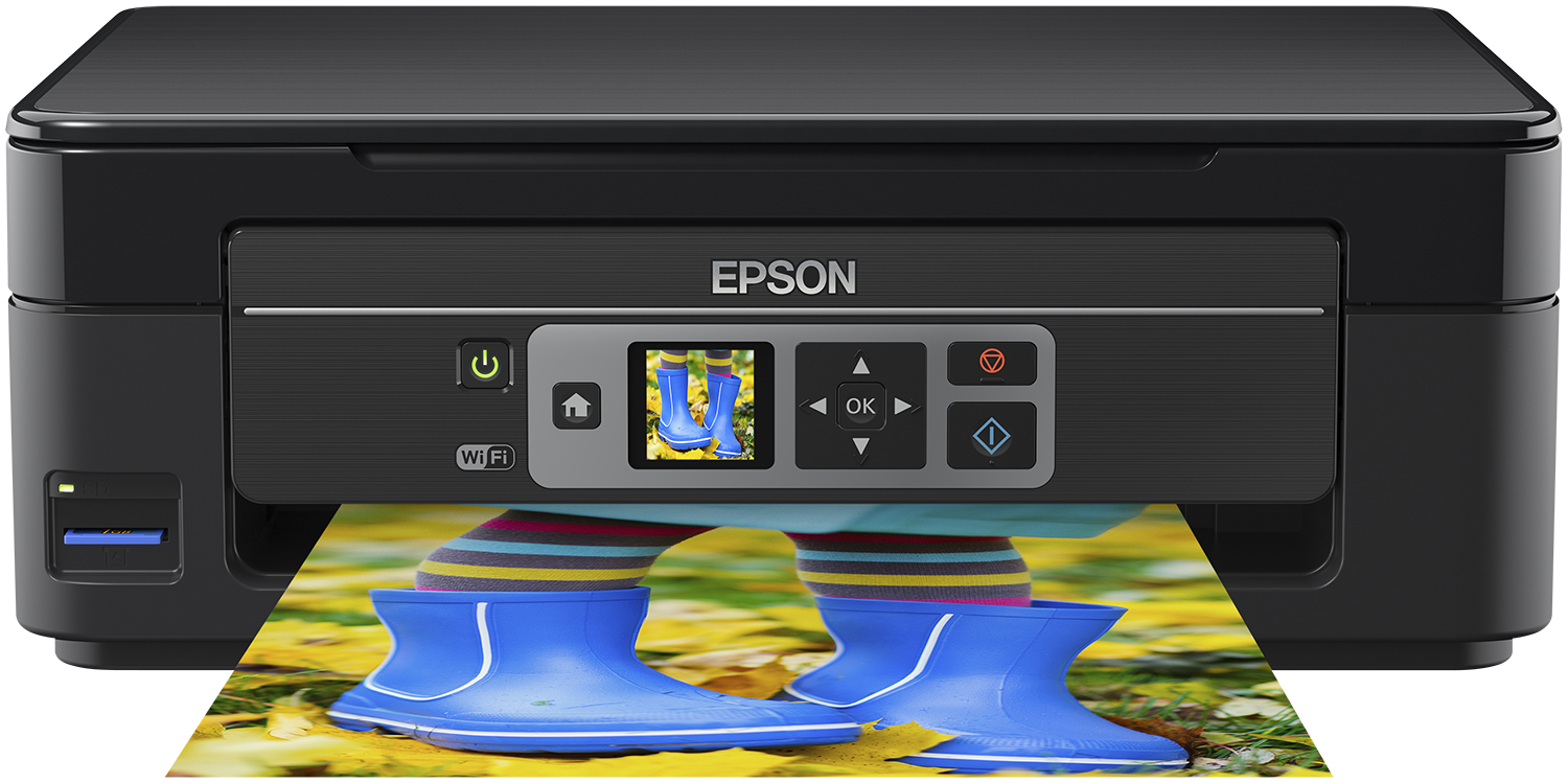 Impresora epson expression home xp-352 wi-fi