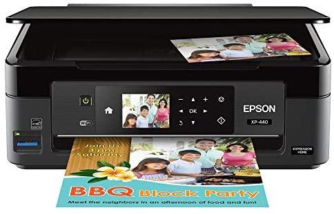 Impresora epson expression home xp-440