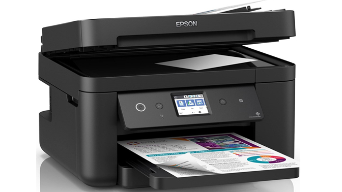 Cartuchos de tinta para Impresora epson wf 2860dwf