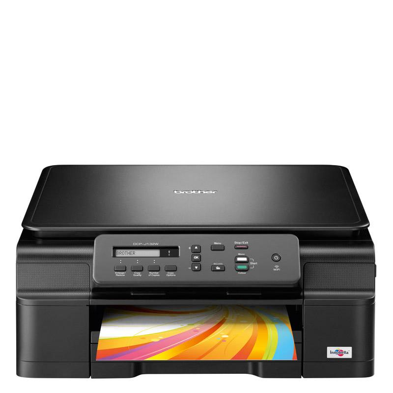 cartuchos de tinta compatibles para Impresora Brother DCP-J132W