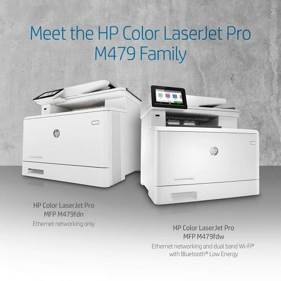 impresoras de las serie HP Color LaserJet Pro MFP M479