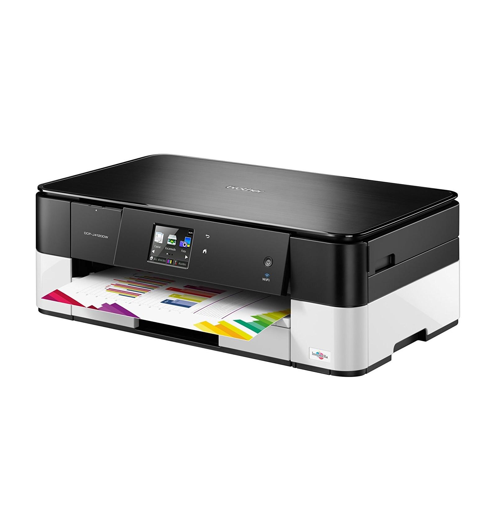 cartuchos de tinta de impresora DCP-J4120DW