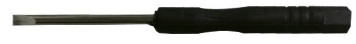 Destornillador para desmontar el chip del toner tn2420 o tn2410